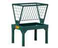 square bale horse feeder 1