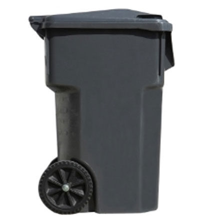 feed storage trash can