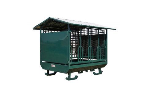 horse feeder hay 1