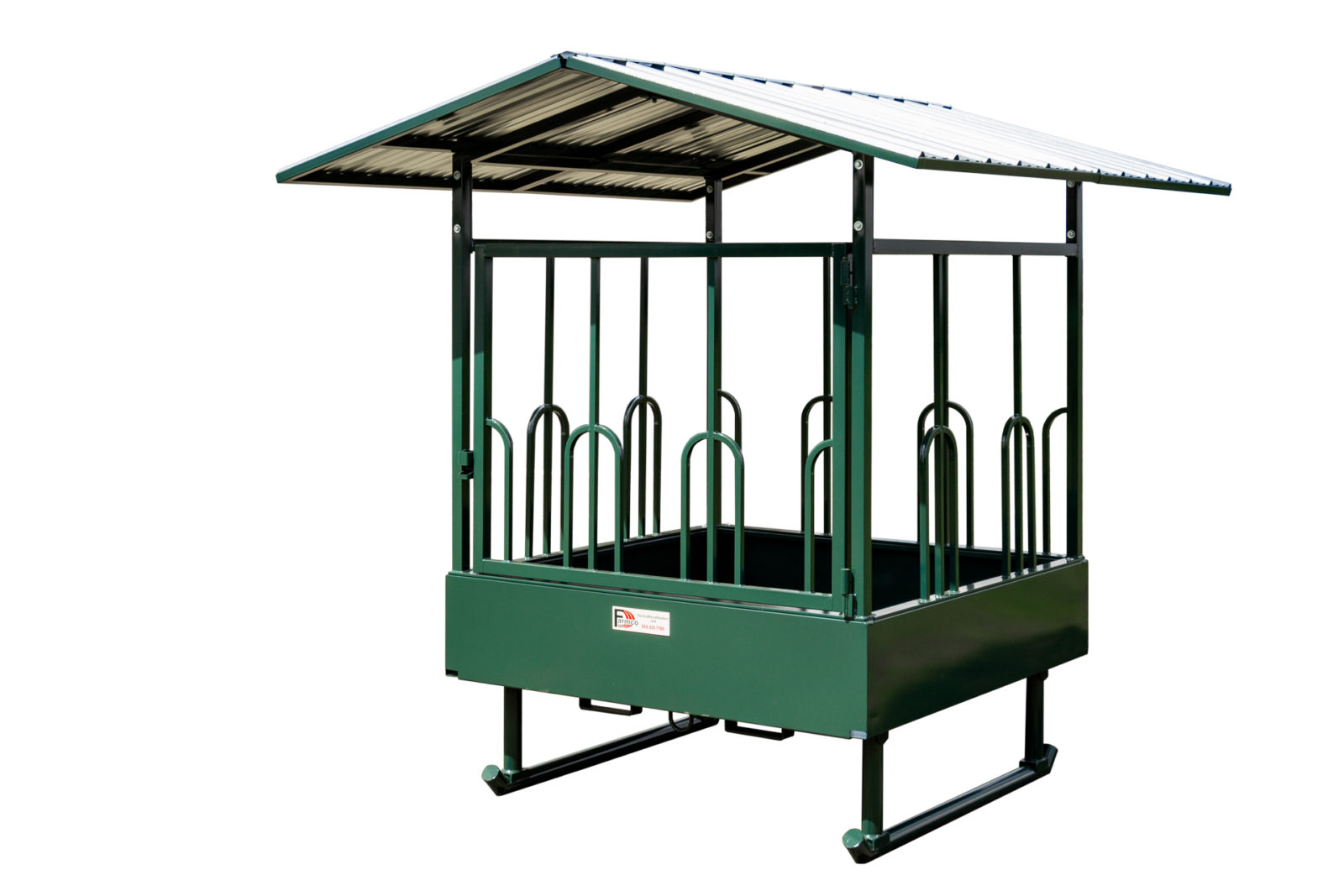 606h Series Feeders Bale Feeders For Horses Farmco